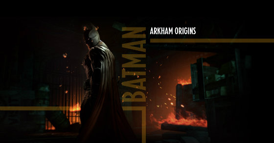 Batman: Arkham Origins вийде 25 октября!